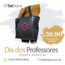 Bolsa sacola professor